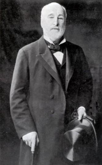 A photo of Sir Charles Palmer